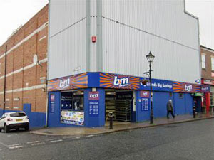 B&M – Houghton-le-Spring