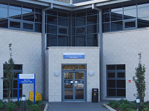 Kettering General Hospital Outpatients Facility